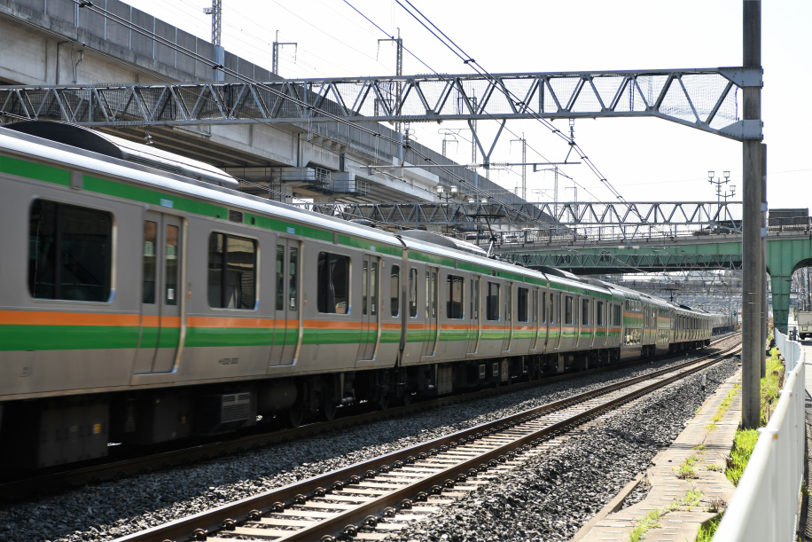 湘南新宿線 4823Y