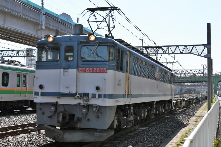 EF65+10B 2