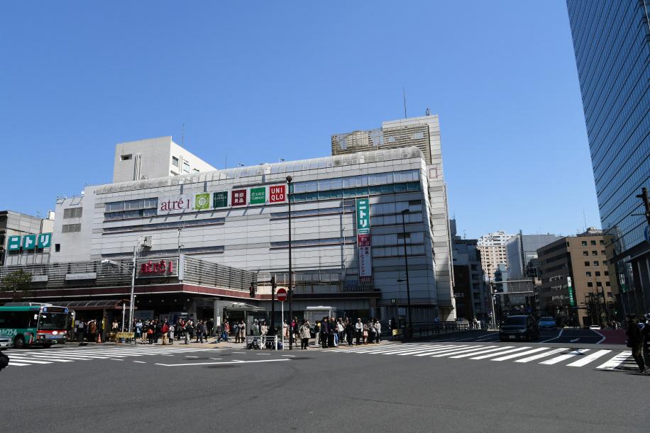 目黒駅西口