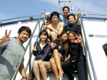 タオ島、ダイビング日和、海ブログ