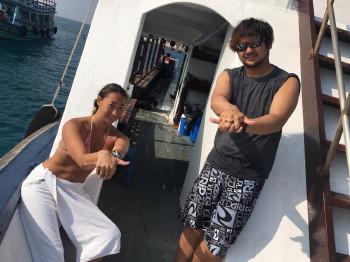 タオ島、免許、ダイビングライセンス取得