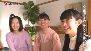 「PIZZA LA CMメイキング2018春」予告篇05