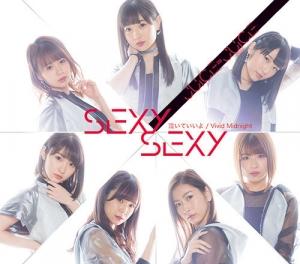 10th「SEXY SEXY/泣いていいよ/Vivid Midnight」通常A