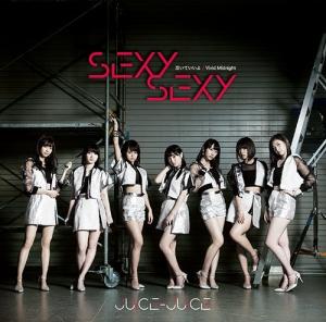 10th「SEXY SEXY/泣いていいよ/Vivid Midnight」初回A