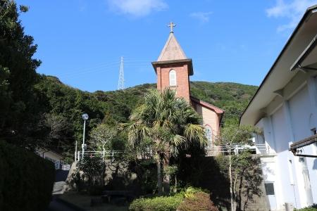 鯛ノ浦教会(2)