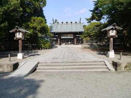 宮崎神宮(2)