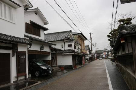 戸次の町並み(3)