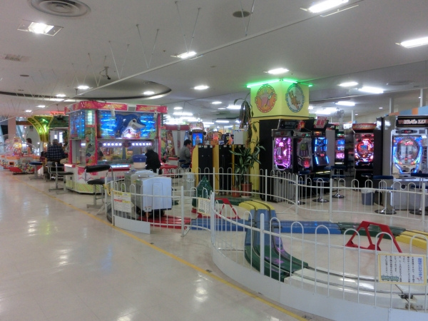 5階ゲームコーナー