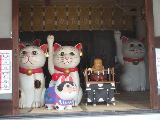 招き猫 2