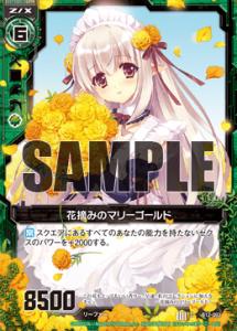 花摘みのマリーゴールド