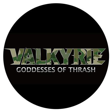 VALKYRIEヴァルキューレ_缶バッジロゴ_発売開始