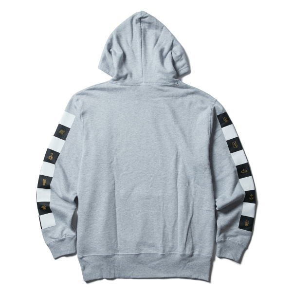 SOFTMACHINE CHESSBOARD HOODED