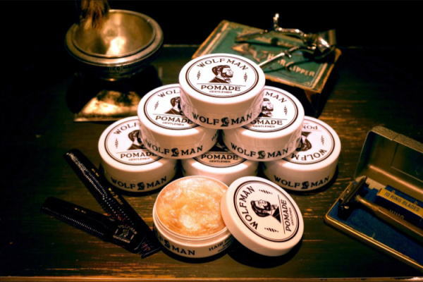 GLA DHAND WOLFMAN-POMADE