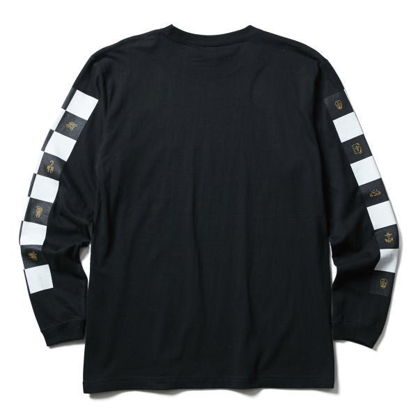 SOFTMACHINE CHESSBOARD L/S