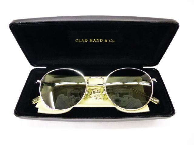 GLAD HAND×石井浩二 JAMES-GLASSES