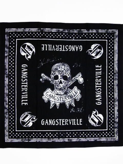 GANGSTERVILLE THUG-BANDANA
