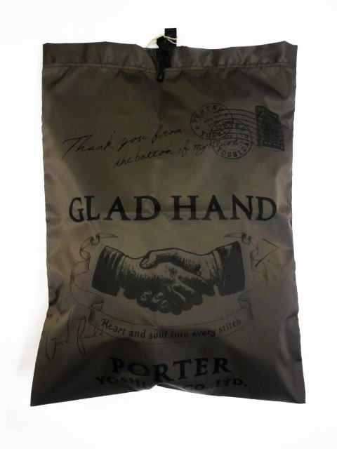 GLAD HAND GH-SNACK PACK POUCH L