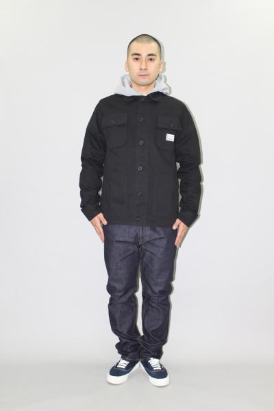INTERFACE COTTON COVERALL