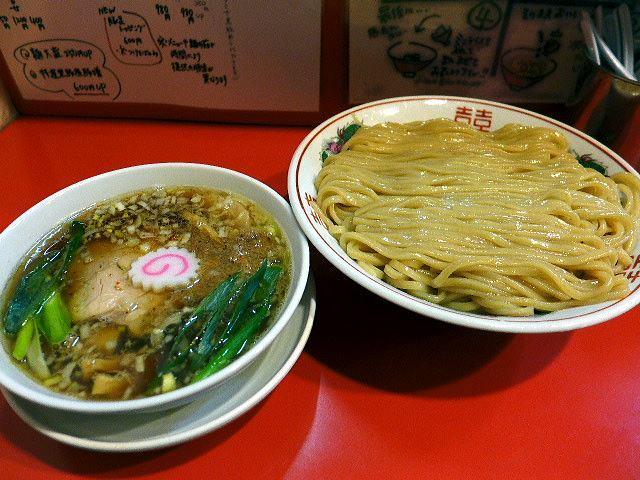 カドヤ食堂 今福鶴見店@05つけそば大 1