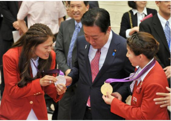 【参考】ロンドン五輪の後の野田首相
