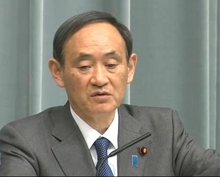 警視庁公安部が北朝鮮のスパイ工作員を逮捕 菅官房長官