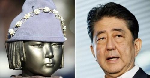 安倍首相、「日本人シンドラー」杉原千畝記念館を訪ねて「誇りに思う」…日本の過去史は?