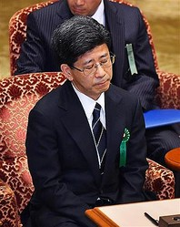 佐川氏証人喚問 佐川氏「特例」は昭恵夫人や政治家の関与を意味しないと指摘