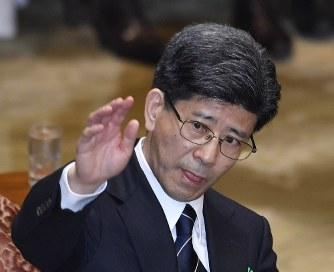 <証人喚問>首相の「辞める」答弁、佐川氏が影響否定