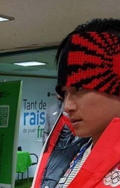 【平昌五輪】旭日旗を連想させるデザインの帽子を着用 男子モーグル・西伸幸選手が謝罪「申し訳ない」JOC「誤解招く服装は慎むように」と注意(画像あり)