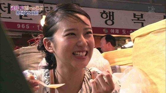 様々な番組で韓国大好きをアピールする武井咲!