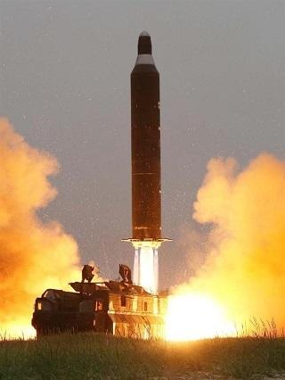 北朝鮮のムスダン