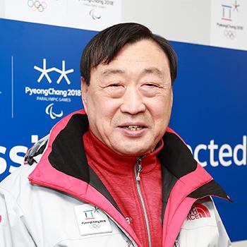 2018平昌冬季オリンピック大会及び冬季パラリンピック大会組織委員会の李煕範(イヒボム)組織委員長