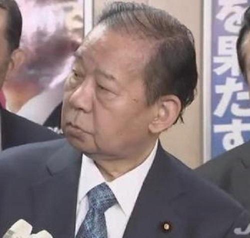 二階氏「交渉任せられるか」=日韓合意めぐり政府に苦言二階俊博が日本政府を批判!慰安婦問題日韓合意「1ミリも動かさない交渉に国の将来を任せられるか」