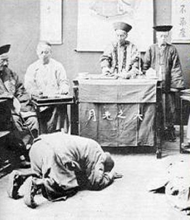 この「迎恩門」で朝鮮王は、9回頭を地面に叩きつけて、ひれ伏し、清の使者を迎えた。