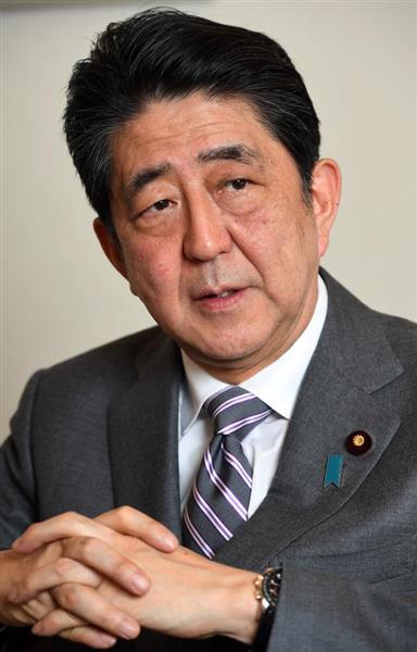 安倍晋三首相、平昌五輪開会式出席へ 単独インタビューで表明 「日韓合意新方針は受け入れられぬ。文在寅大統領に直接伝えたい」