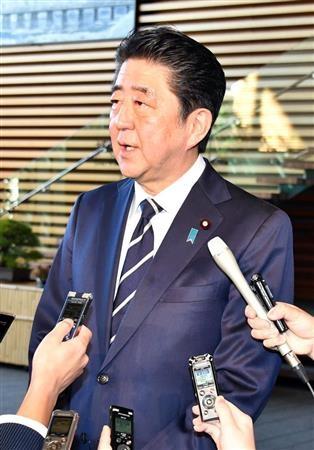 安倍晋三首相の五輪出席、森喜朗元首相は慎重な見方