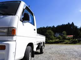 軽トラ,軽自動車トラック,田舎,農作業