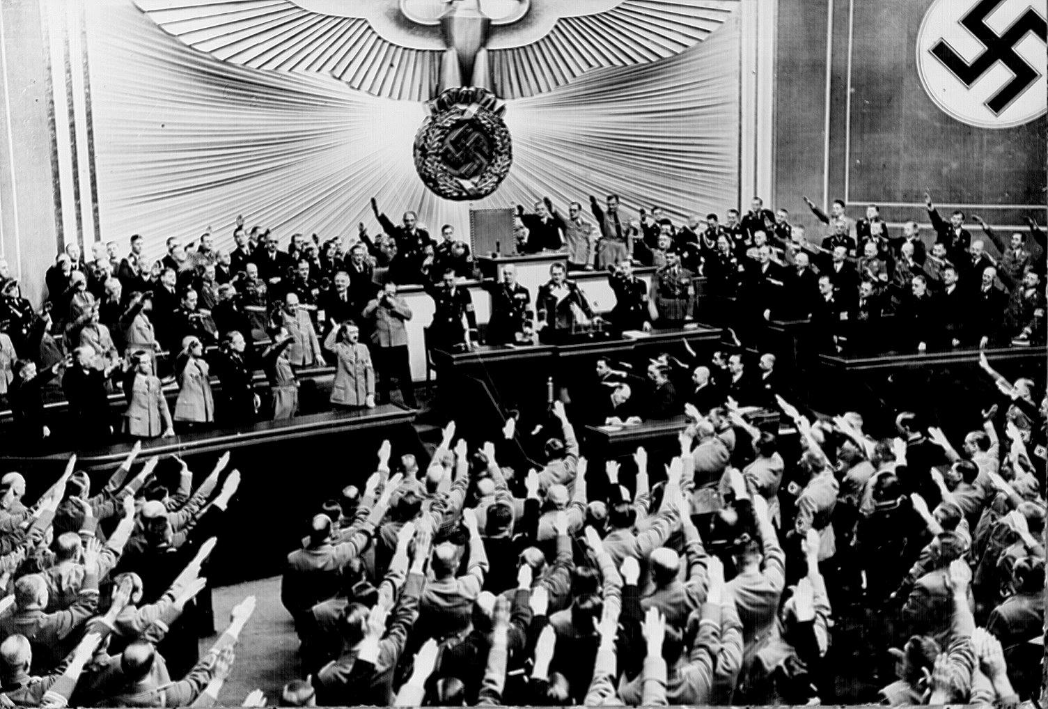 ナチスドイツ第二次世界大戦ポーランド侵攻