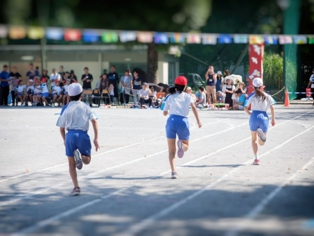 運動会,競争