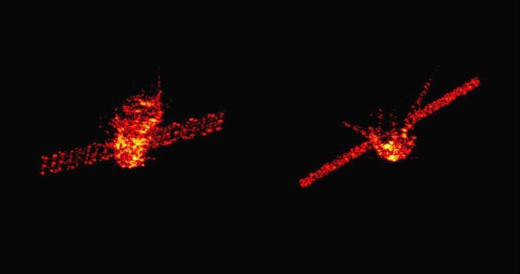 【画像あり】破片落下の可能性、中国の「天宮1号」大気圏突入!2-1