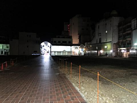 岐阜_柳ヶ瀬再開発_センサ跡地2018_03
