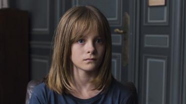 『ハッピーエンド』 エヴを演じたファンティーヌ・アルデュアン。