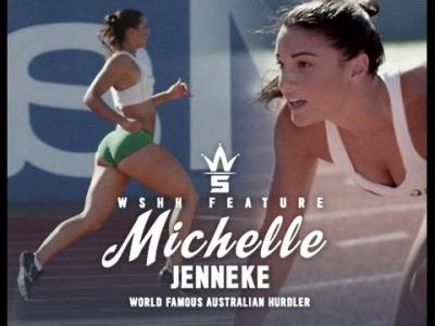 【きれい!】オーストラリアのハードル選手ミシェル・ジェネクが美女すぎる!