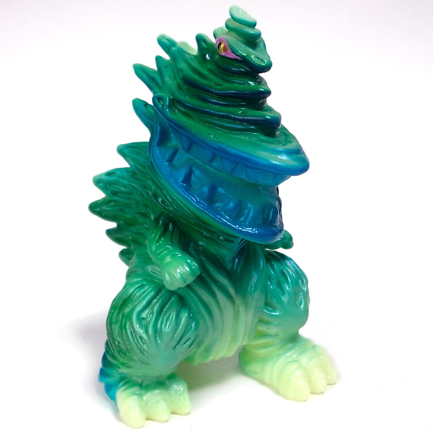 大怪獣ギザラ gumtaro彩色 乳白