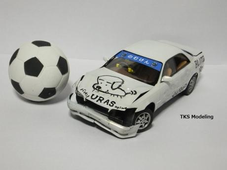 自動車サッカーのむけん (3)