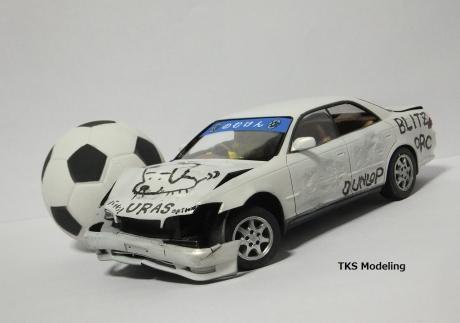 自動車サッカーのむけん (4)