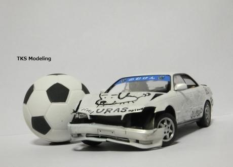 自動車サッカーのむけん (5)
