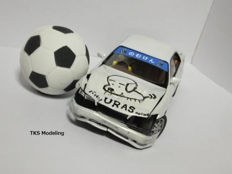 自動車サッカーのむけん (6)