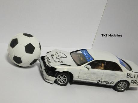 自動車サッカーのむけん (8)