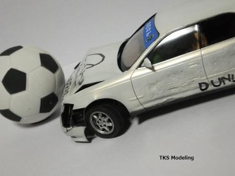 自動車サッカーのむけん (10)